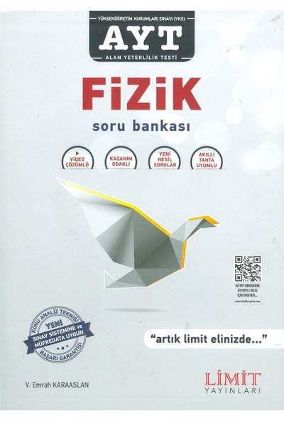 Limit Yayınları AYT Fizik Soru Bankası