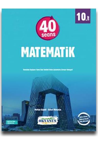 Okyanus 10. Sınıf 40 Seansta Matematik