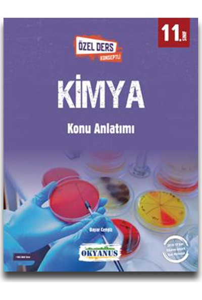 Okyanus 11. Sınıf Kimya Konu Anlatımı (Özel Ders Konseptli)