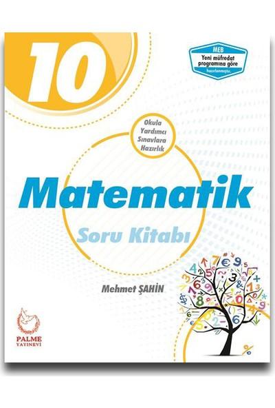 Palme 10. Sınıf Matematik Soru Kitabı
