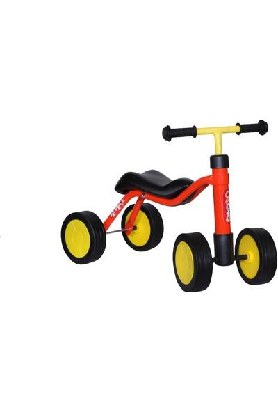 Cega Bebek CPB-01 İlk Adım Pedalsız Denge Çocuk Bisikleti Turuncu