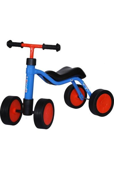 Cega Bebek CPB-01 İlk Adım Pedalsız Denge Çocuk Bisikleti Mavi