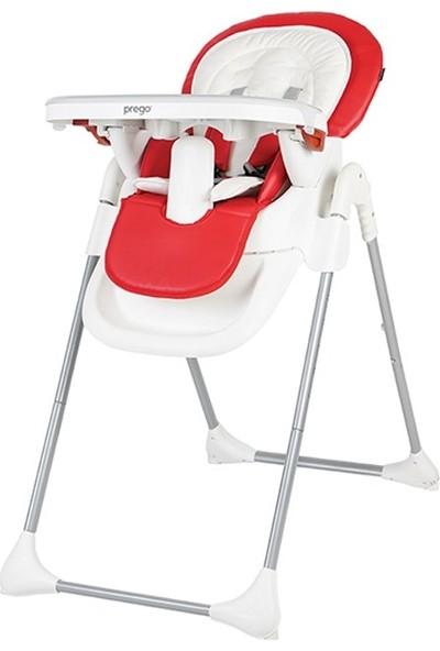 Prego 3030 Mio Mama Sandalyesi Kırmızı