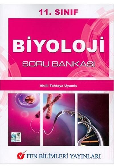 Fen Bilimleri 11.Sınıf Biyoloji Soru Bankası