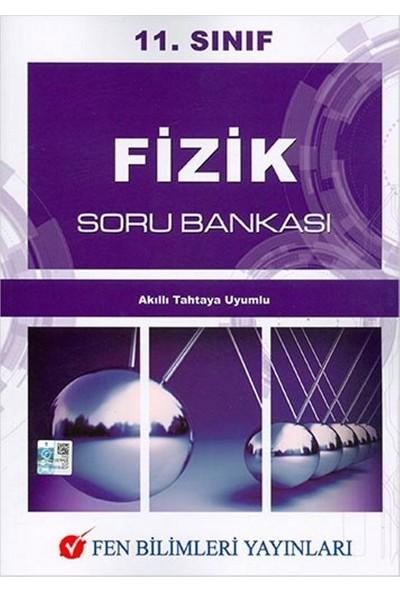 Fen Bilimleri 11.Sınıf Fizik Soru Bankası