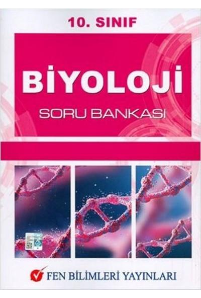 Fen Bilimleri 10.Sınıf Biyoloji Soru Bankası