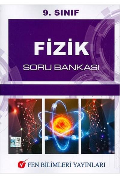 Fen Bilimleri 9.Sınıf Fizik Soru Bankası
