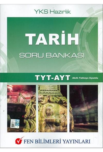 Fen Bilimleri TYT/AYT Tarih Soru Bankası