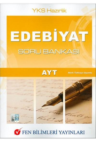 Fen Bilimleri AYT Türk Edebiyatı Soru Bankası