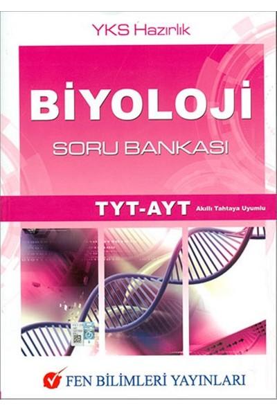 Fen Bilimleri TYT/AYT Biyoloji Soru Bankası