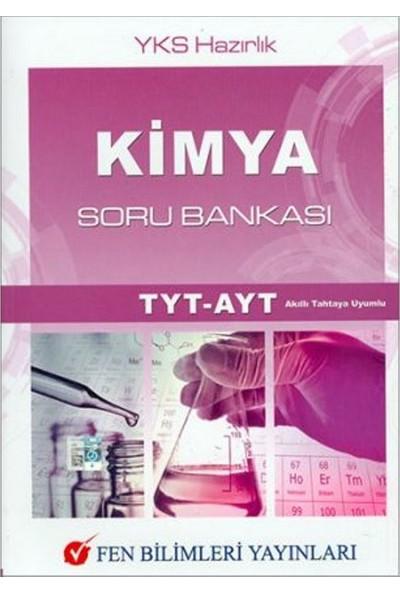 Fen Bilimleri TYT/AYT Kimya Soru Bankası