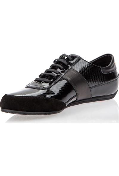 Celal Gültekin Kowalskı 04 Erkek Ayakkabı Siyah İgne
