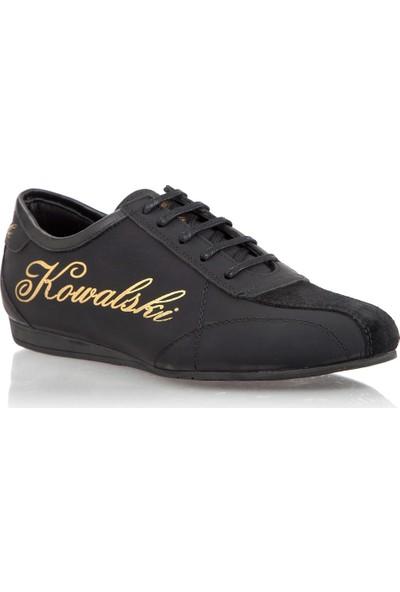 Celal Gültekin Kowalskı 05 Erkek Ayakkabı Siyah Nubuk