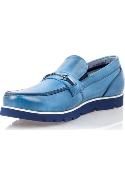 Celal Gültekin Cg 2275 Erkek Ayakkabı Mavi