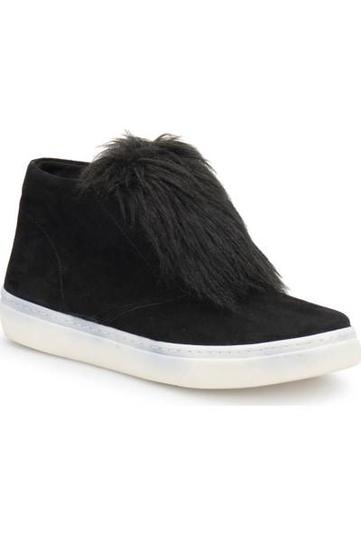 Butigo Z215 Siyah Kadın Basic Casual Ayakkabı