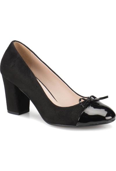 Butigo Z261 Siyah Kadın 379 Ayakkabı