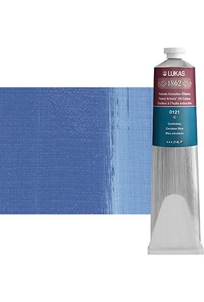 Lukas 1862 Yağli Boya Coelin Mavi 200Ml