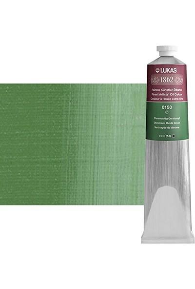 Lukas 1862 Yağli Boya Chromoxid Yeşil-Cansiz 200Ml