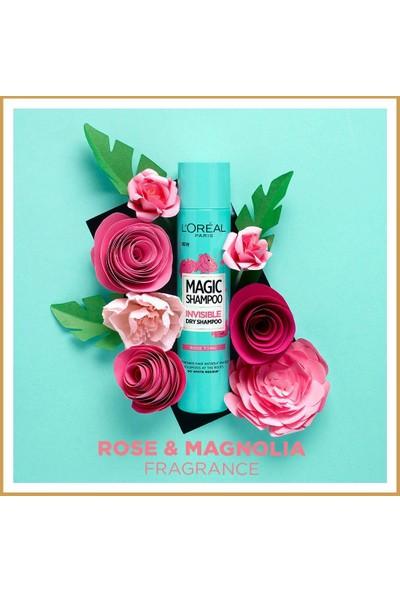 L'Oreal Paris Magic Shampoo 200 ml Rose Tonic