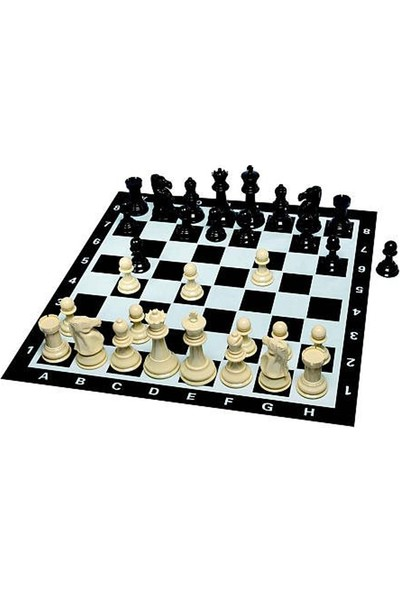 Birlik Oyuncak Büyük Boy Satranç Seti