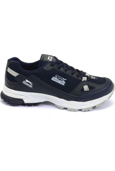 Slazenger Adam Koşu & Yürüyüş Erkek Ayakkabı Lacivert