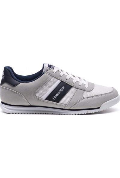 Slazenger Maruf Günlük Giyim Erkek Ayakkabı Beyaz