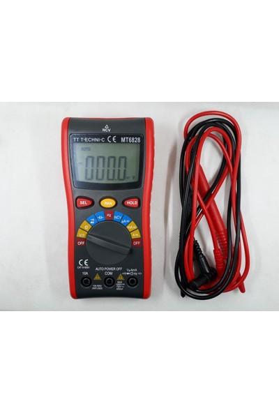 Ttechnic Mt6828 Dijital Ölçü Aleti