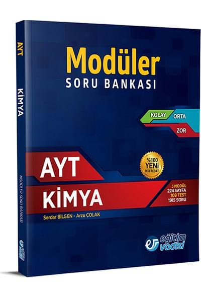 Eğitim Vadisi Yayınları AYT Kimya Modüler Soru Bankası