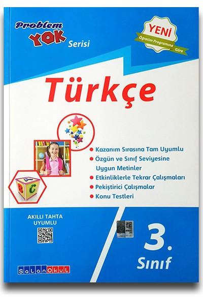 Salan 3. Sınıf Türkçe Problem Yok