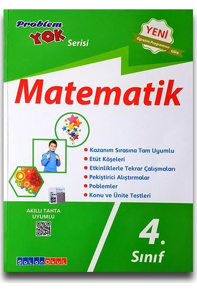 Salan 4. Sınıf Matematik Problem Yok