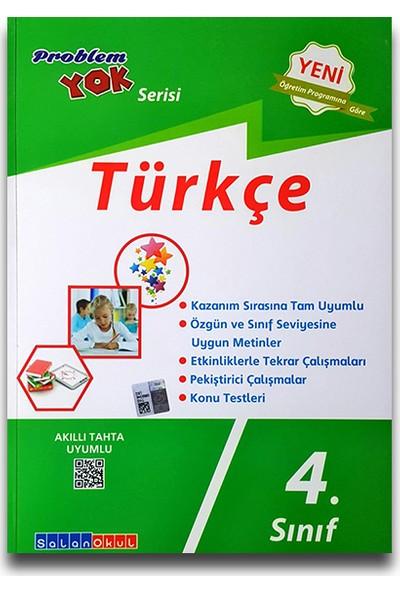 Salan 4. Sınıf Türkçe Problem Yok
