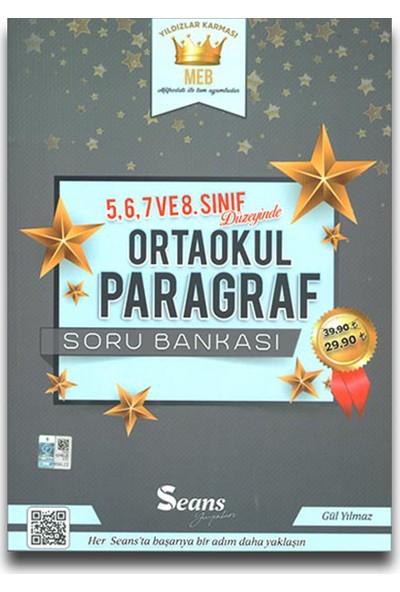 Seans Ortaokul (5, 6, 7 Ve 8. Sınıf) Paragraf Soru Bankası