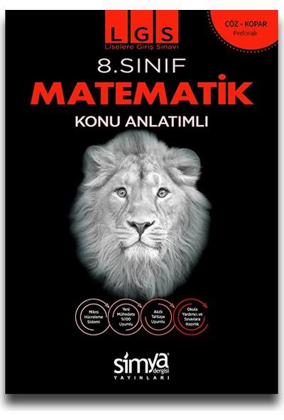 Simya 8. Sınıf Lgs Matematik Konu Anlatım