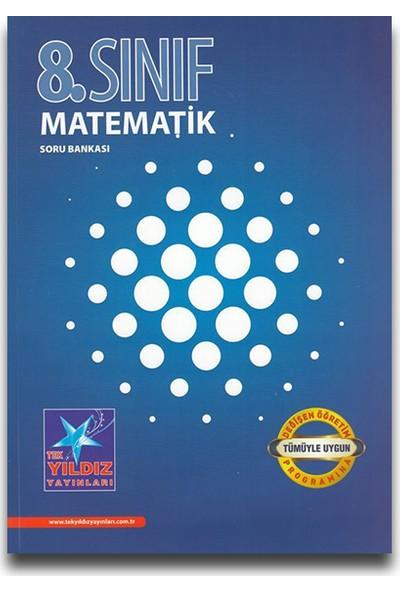 Tek Yıldız 8. Sınıf Matematik Soru Bankası