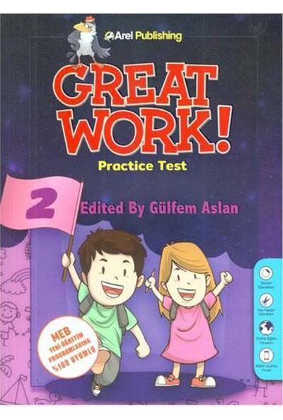 Arel Great Work 2. Sınıf English Practice Test
