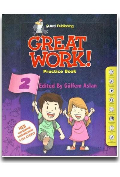 Arel Great Work 2. Sınıf English Practice Book