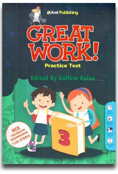 Arel Great Work 3. Sınıf English Practice Test