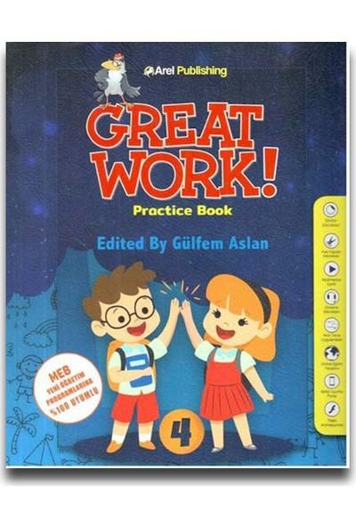 Arel Great Work 4. Sınıf English Practice Book