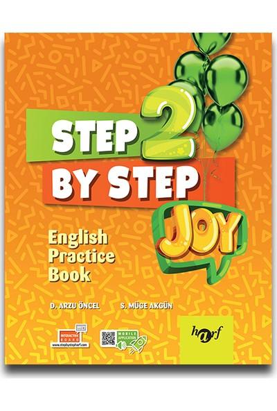 Harf 2. Sınıf Step By Step English Practice Book