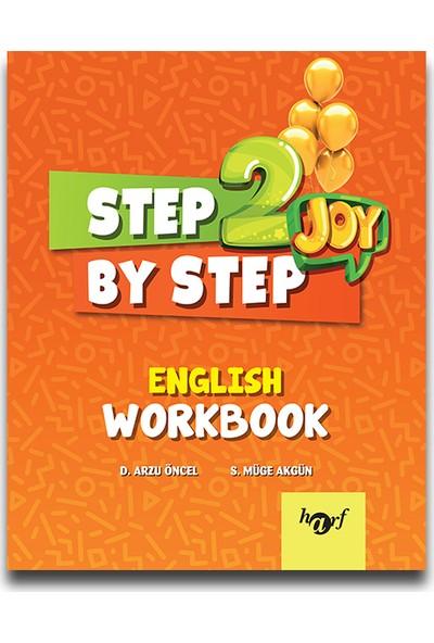 Harf 2. Sınıf Step By Step English Workbook