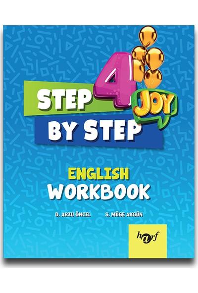 Harf 4. Sınıf Step By Step English Workbook
