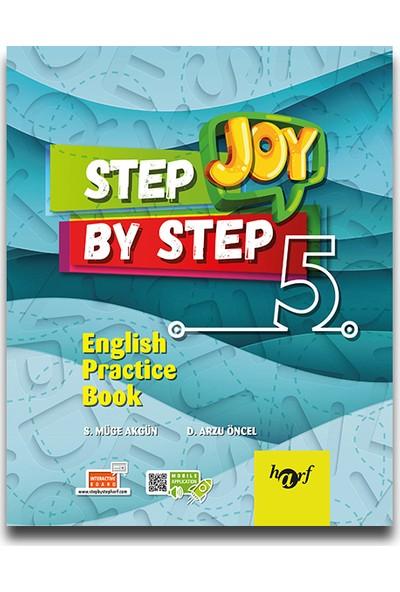 Harf 5. Sınıf Step By Step English Practice Book