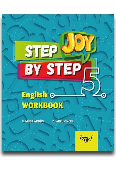 Harf 5. Sınıf Step By Step English Workbook