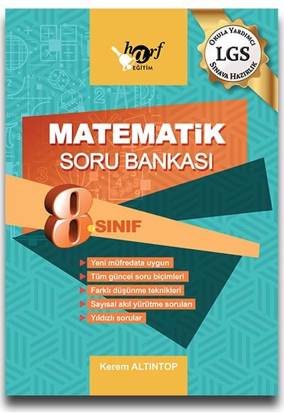Harf 8. Sınıf Matematik Soru Bankası