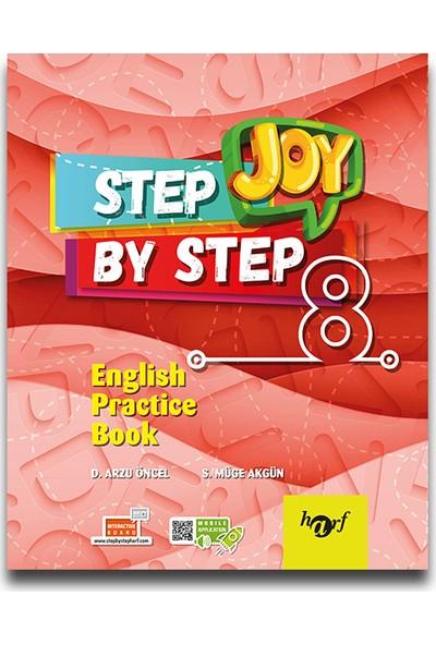 Harf 8. Sınıf Step By Step English Practice Book