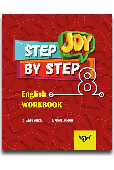 Harf 8. Sınıf Step By Step English Workbook
