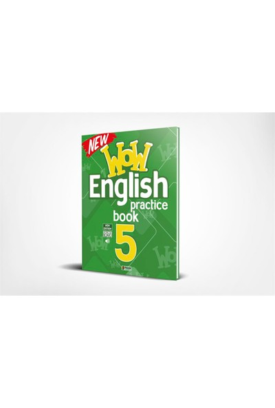 Master 5. Sınıf Wow English Practice Book