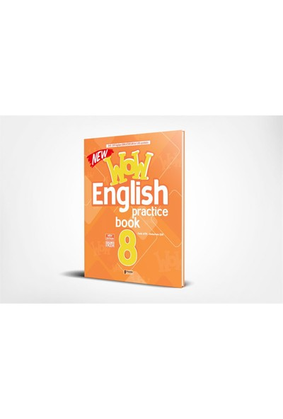 Master 8. Sınıf Wow English Practice Book