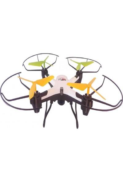 Universal Kameralı Wifi Drone İos Ve Android Uyumlu Canlı Video Ve Fotoğraf H3