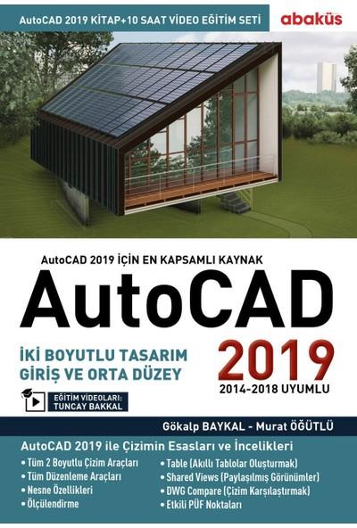 Autocad 2019 Video Eğitim Seti